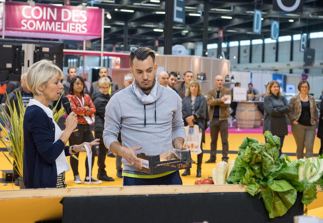 Concours Étal Fruits et Légumes - METRO - 3