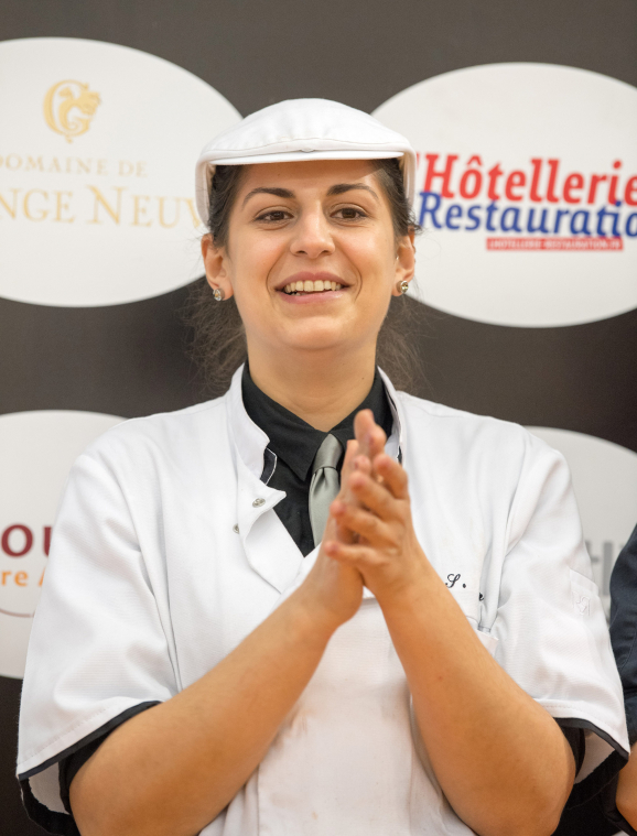 Concours national artistique boucherie Etal féminin - 2