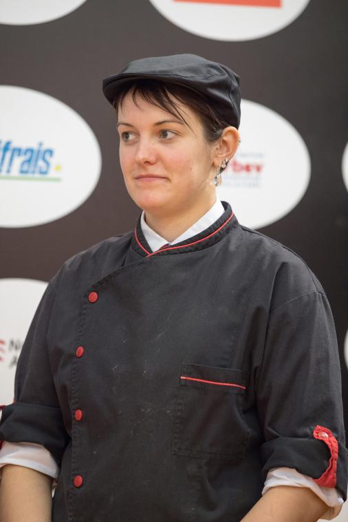 Concours national artistique boucherie Etal féminin - 5