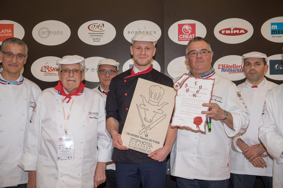 Trophée Daniel Huvier - 4
