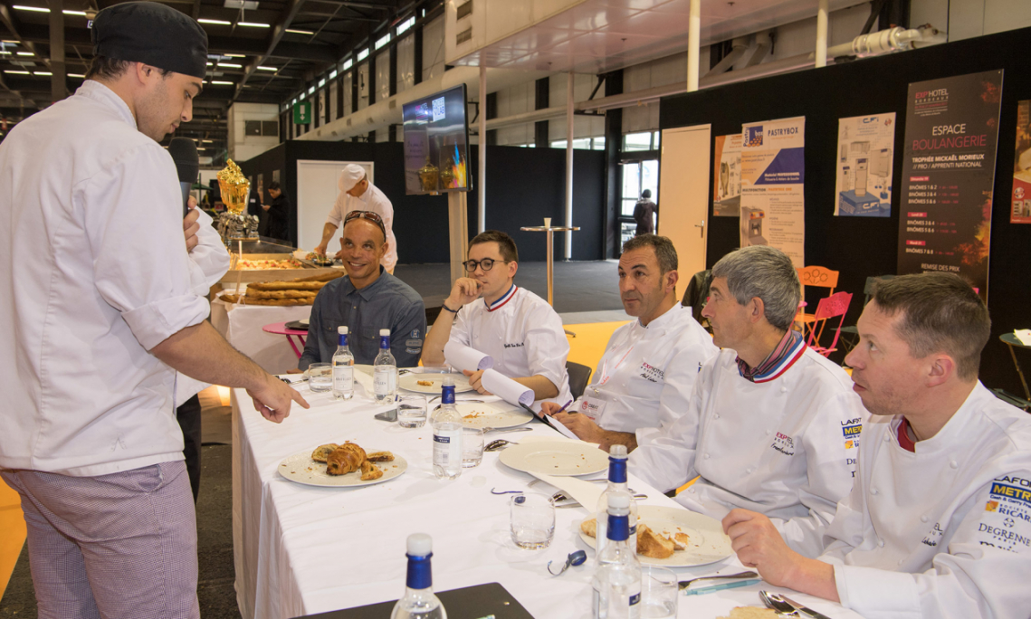 Trophée Mickaël Morieux (Boulangerie) - 1